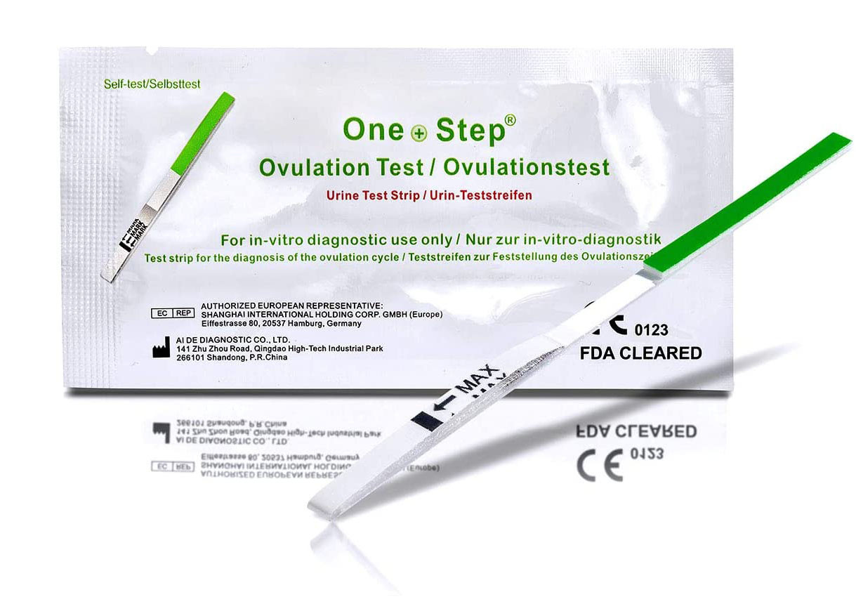 50 AIDE Ovulationstests mit optimaler Sensitivität_ Amazon.de_ Drogerie & Körperpflege_1