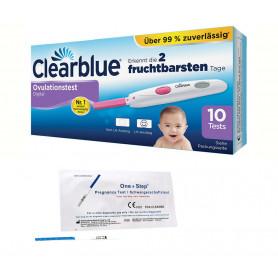 Clearblue Digital Ovulationstest 10 Teststäbchen
