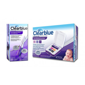 Clearblue ADVANCED Fertilitätsmonitor Plus 20+4 Teststäbchen
