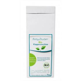 Babyzauber Klapperstorchtee, Bio-Tee, Kräutertee mit Frauenmantelkraut, Schafgarbe, Rosmarinblätter 75 g