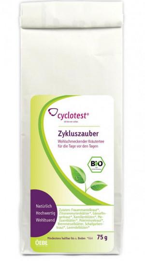 Zykluszauber Bio-Tee, Kräutertee, 75 g