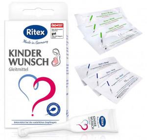 Ritex Kinderwunsch Gleitmittel