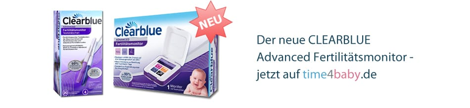 Clearblue Advanced Fertilitatsmonitor